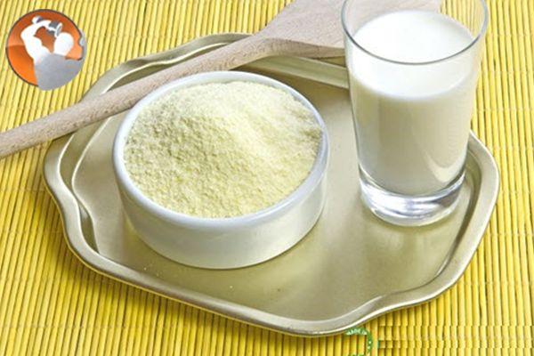3 cách đơn giản dùng sữa tăng cân tăng cơ cho người gầy hiệu quả