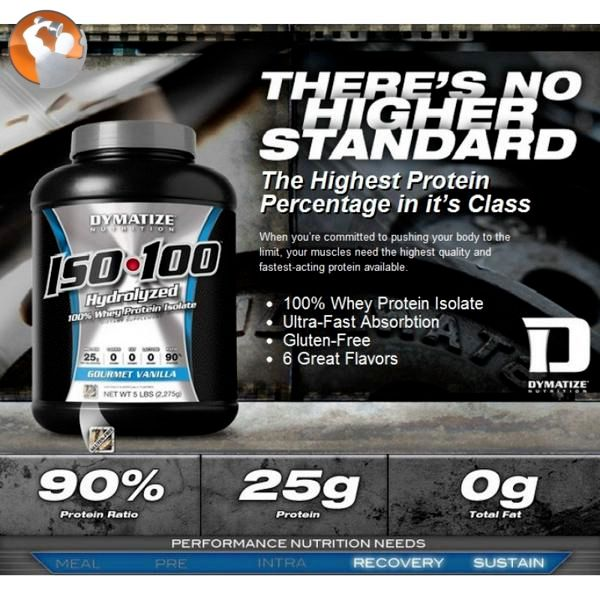 whey protein isolate hydrolyzed 100
