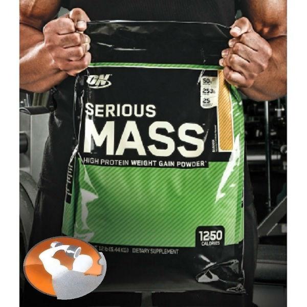 [Hỏi đáp] sữa tăng cân serious mass có tốt không ?