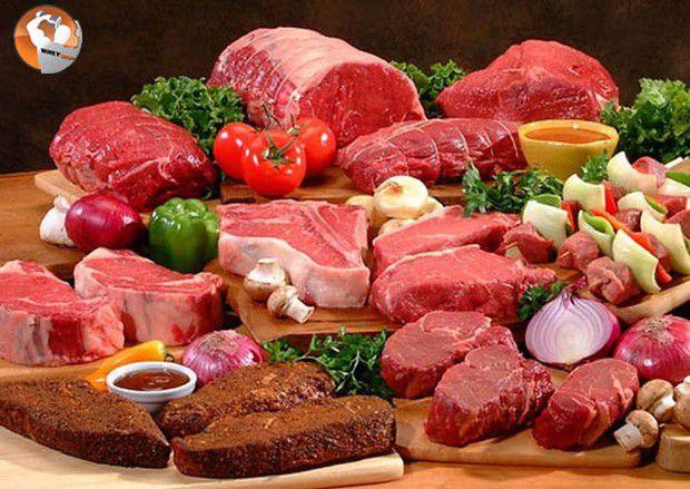 thịt bò compressed