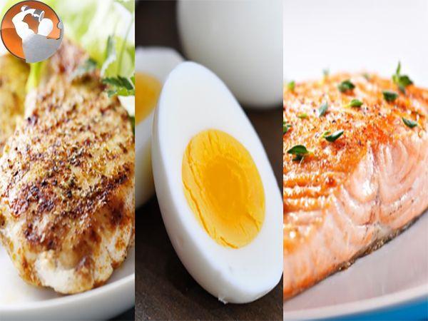 Các nguồn dinh dưỡng có trong thực phẩm dành cho người tập thể hình