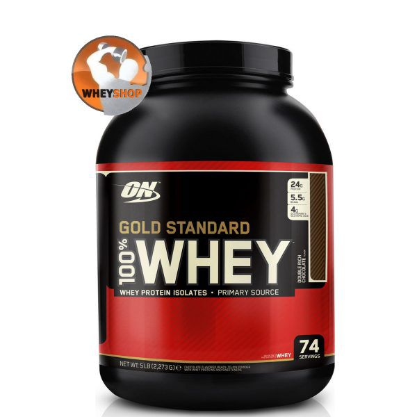 whey gold 5lbs 2