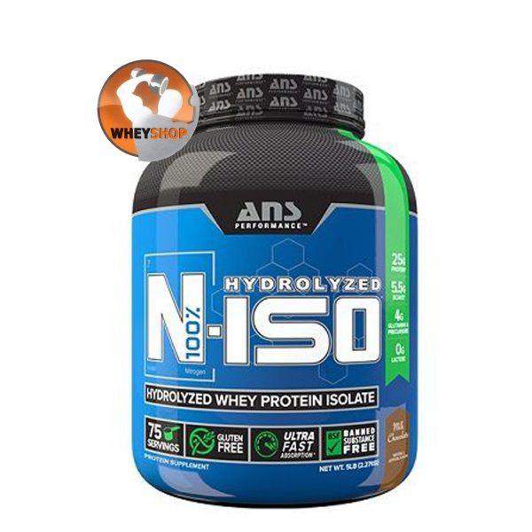 ANS PERFORMANCE N-ISO 5Lbs (2.27kg) 1
