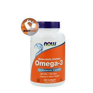 Now- Omega 3 240v