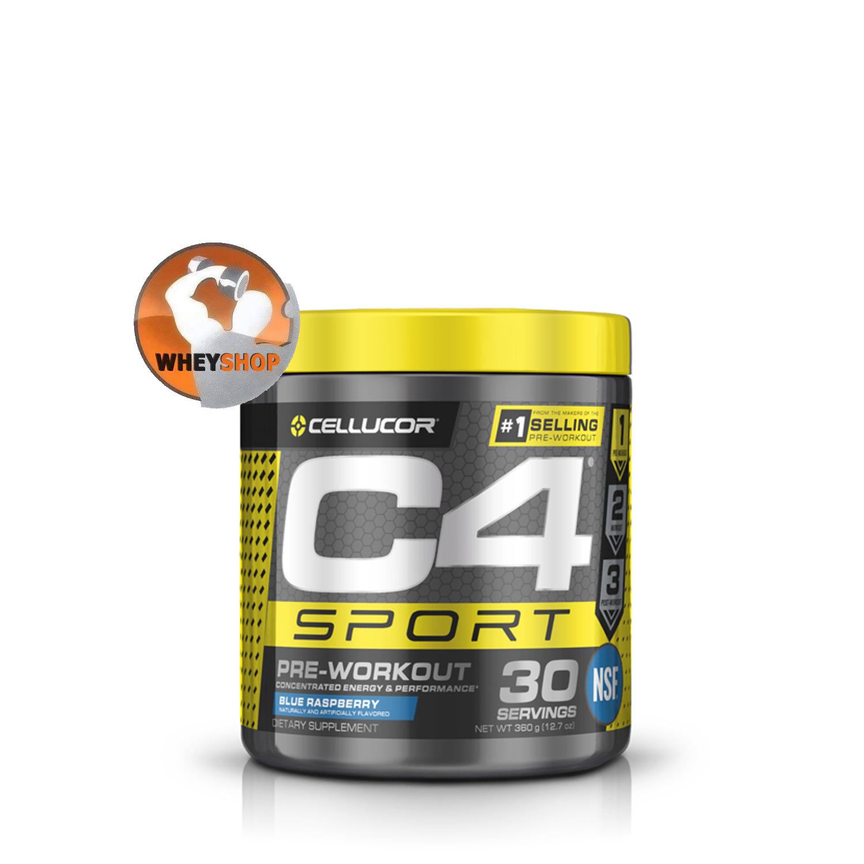 C4 Sport 30sv