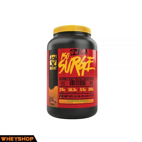 ISO SURGE 2lbs tang co cao cap chinh hang WHEYSHOP VN
