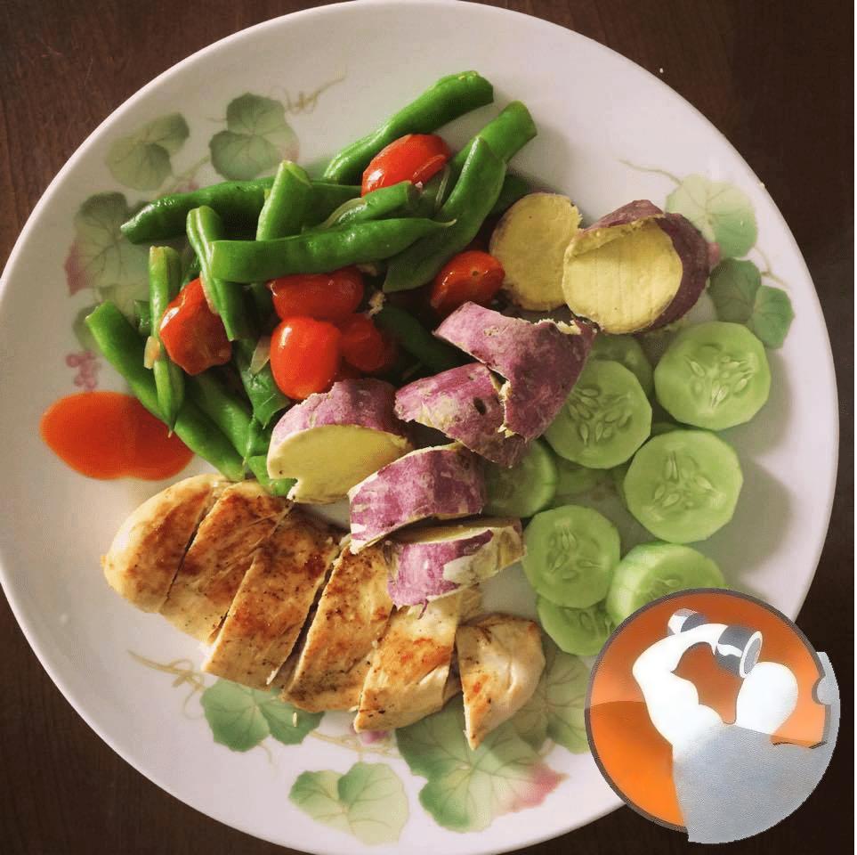 ăn khoai lang có béo không