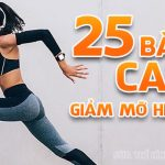 Cardio là gì ? Cardio có giảm mỡ giảm cân không ? Lợi ích và cách tập luyện Cardio hiệu quả ? Tổng hợp 25 bài tập Cardio đốt mỡ thừa hiệu quả tốt nhất.