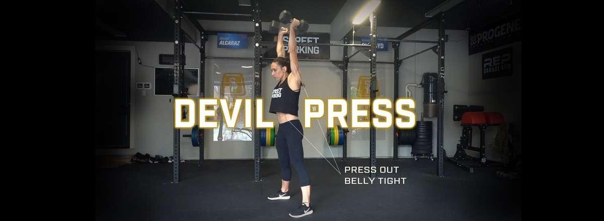 25 bai tap dot mo thua giam can hieu qua nhat Devil's Press