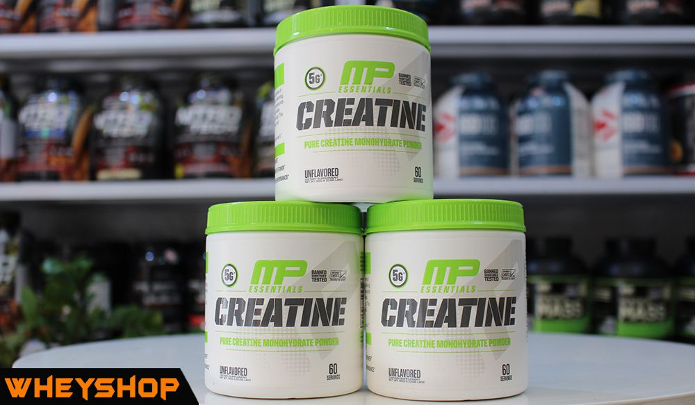 MusclePharm Creatine 300g 1