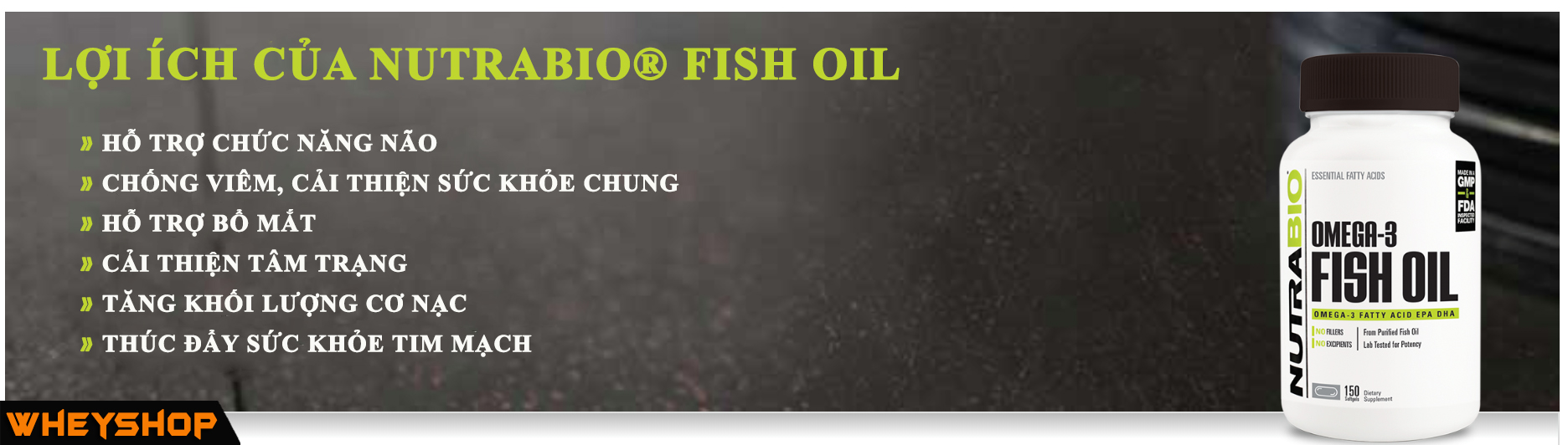 FISH OIL - NEW