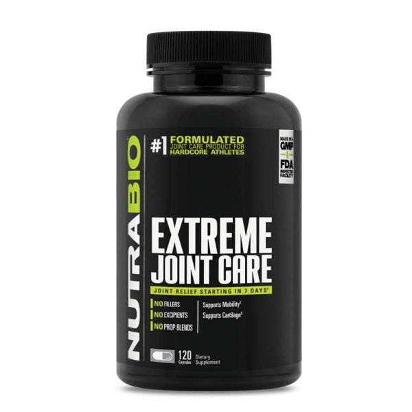 NutraBio® Extreme Joint Care 120 viên : sản phẩm bổ sung hỗ trợ xương khớp linh hoạt, duy trì và phục hồi mô liên kết khỏe mạnh. NutraBio® Extreme Joint Care 120 viên nhập khẩu chính hãng, cam kết chất lượng, giá rẻ nhất tại Hà Nội & Tp.HCM