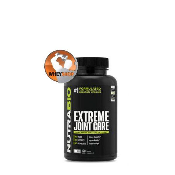 NutraBio® Extreme Joint Care 120 viên hỗ trợ xương khớp tốt nhất