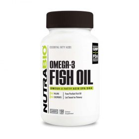NutraBio® Fish Oil : sản phẩm bổ sung Omega-3 tốt nhất cho sức khỏe, hỗ trợ phân giải mỡ thừa, bảo vệ sức khỏe tim mạch, chống viêm. NutraBio® Fish Oil nhập khẩu chính hãng, cam kết chất lượng, giá rẻ nhất tại Hà Nội & Tp.HCM.