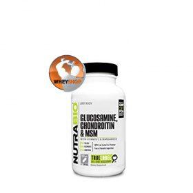 NutraBio® Glucosamine Chondroitin OptiMSM 150 viên hỗ trợ xương khớp
