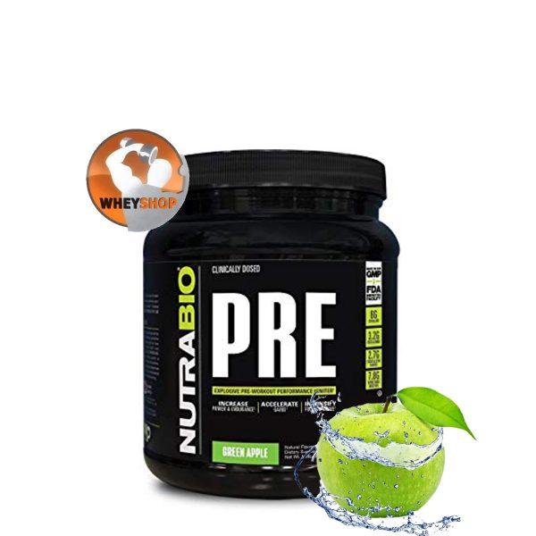 NutraBio® PRE V5 Sản phẩm tăng sức mạnh tốt nhất HN & Tp HCM