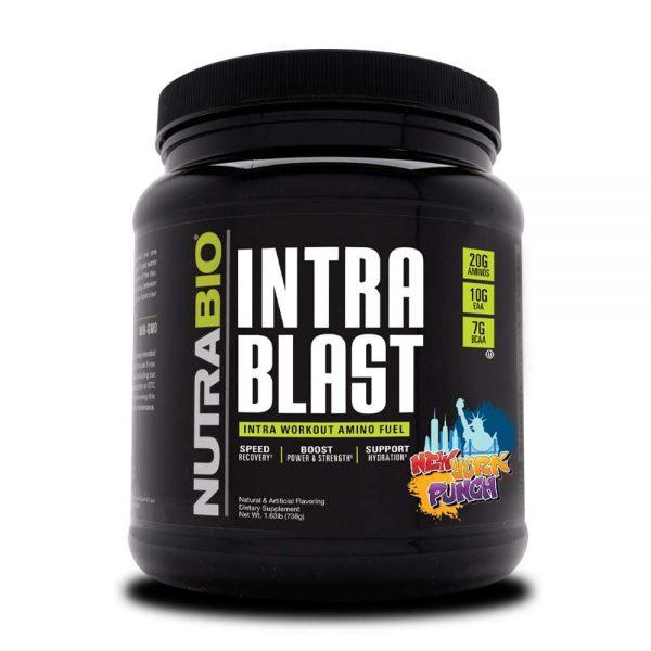 NutraBio® Intra Blast : sản phẩm hỗ trợ phục hồi và phát triển cơ bắp tốt nhất, tăng hiệu suất , cường độ tập luyện. NutraBio® Intra Blast nhập khẩu chính hãng, cam kết chất lượng, giá rẻ nhất tại Hà Nội & Tp.HCM.