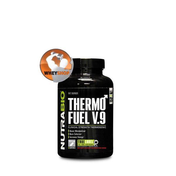 NutraBio® ThermoFuel V.9 180 viên 1