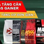 Mass Muscle Gainer 5lbs (2.3kg) 1