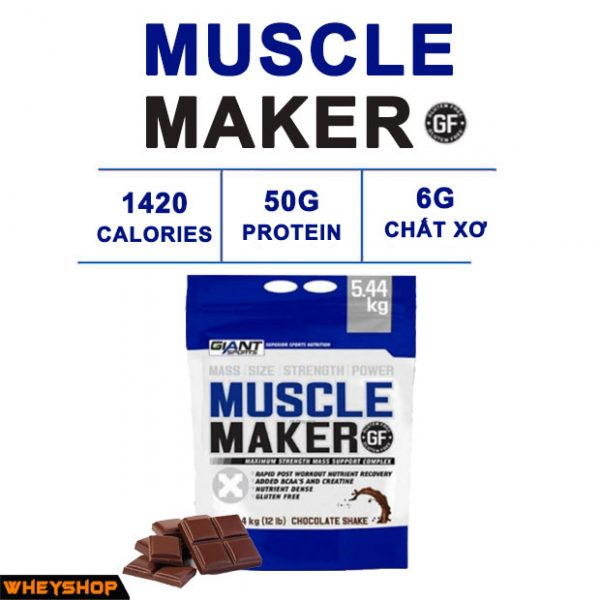 muscle makerr