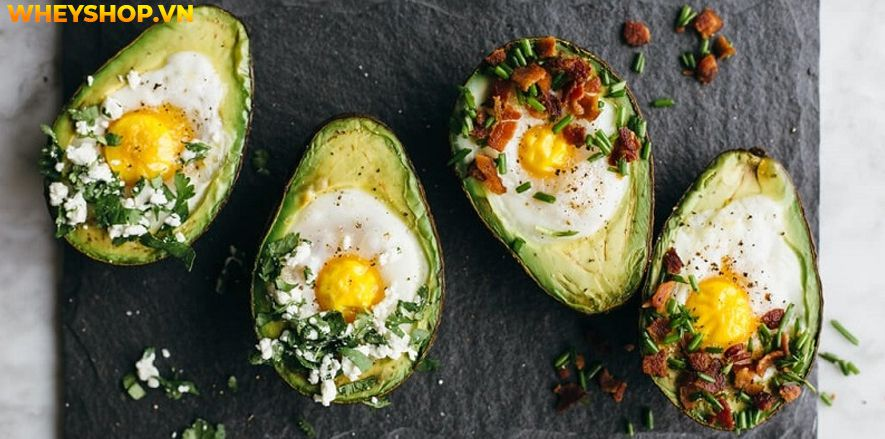 Nếu bạn đang băn khoăn tìm cách ăn bơ để tăng cân thì hãy cùng WheyShop tham khảo chi tiết bài viết ngay sau đây nhé...