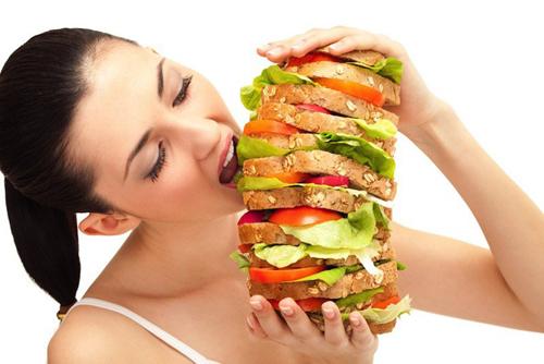 tại sao ăn nhiều mà không béo