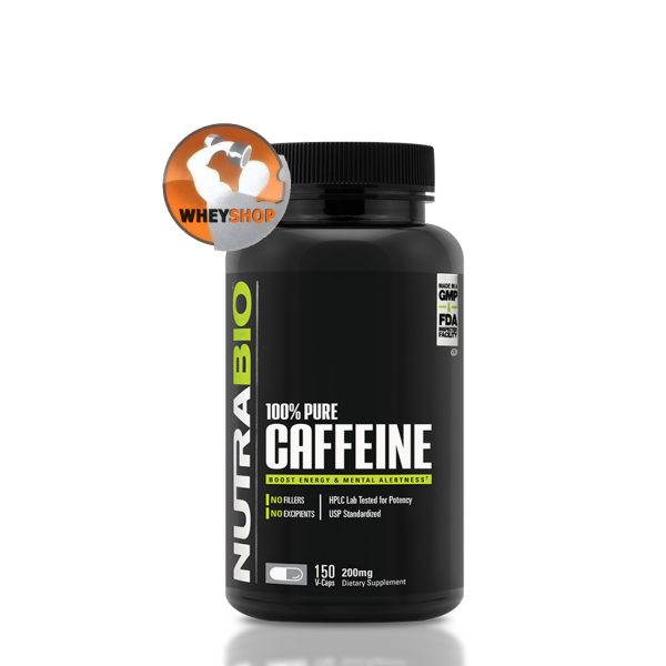 NUTRABIO- CAFFEINE - 150