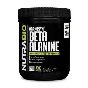 NutraBio Beta-Alanine tăng sức bền, sức mạnh tốt nhất hỗ trợ tăng cường hiệu suất tập luyện. NutraBio Beta-Alanine nhập khẩu chính hãng tại Hà Nội & TpHCM
