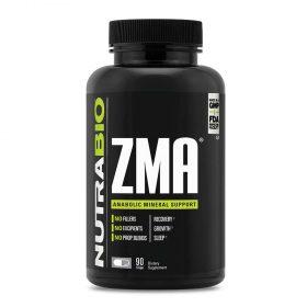 NutraBio ZMA 90 viên bổ sung khoáng chất bị thiếu hụt hỗ trợ chất lượng giấc ngủ, tăng hormone nam giới, phục hồi và phát triển cơ bắp tốt hơn. NutraBio ZMA 90 viên nhập khẩu chính hãng, cam kết chất lượng, giá rẻ nhất tại Hà Nội & Tp.HCM.