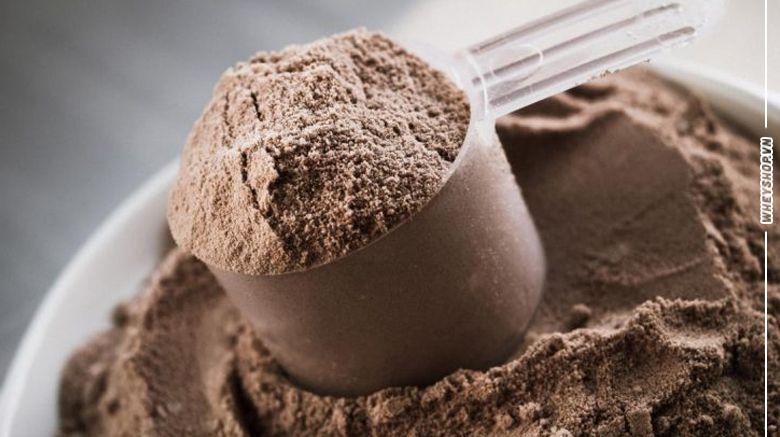 whey protein la gi