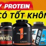 Whey protein la gi whey protein co tot khong wheyshop