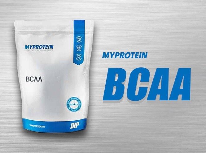 bcaa myprotein có tốt không
