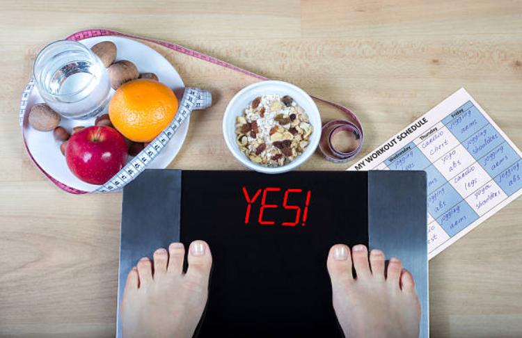 Một ngày cần bao nhiêu calo để giảm cân