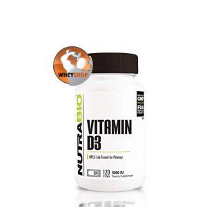nutrabio vitamin D3 5000IU