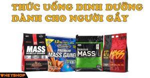 Thức uống dinh dưỡng dành cho người gầy (2)