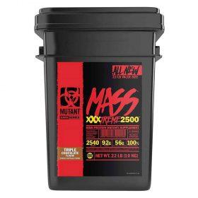Mutant Mass XXXtreme 2500 cung cấp hàm lượng calories lớn, tăng cân dễ dàng. Mutant Mass XXXtreme nhập khẩu chính hãng, cam kết giá rẻ tốt nhất Hà Nội TpHCM