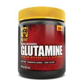 Mutant Glutamine 300g hỗ trợ phục hồi và giảm đau nhức cơ bắp sau tập hiệu quả. Mutant Glutamine 300g nhập khẩu chính hãng, cam kết chất lượng, giá rẻ nhất tại Hà Nội & Tp.HCM.