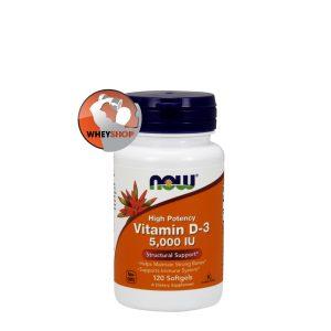 Now Vitamin D3 120v