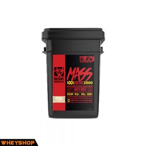 mutant mass xxxtreme 2500 22lb tang can gia re chinh hang wheyshop