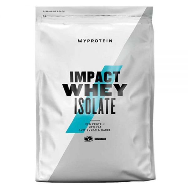 Impact Whey Isolate được tinh lọc từ sữa bò và cung cấp các Axit Amin thiết yếu: Axit Amin (EAA) và chuỗi chi nhánh (BCAAs) hỗ trợ phát triển cơ bắp hiệu quả.