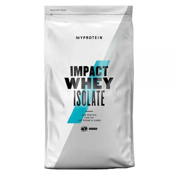 MyProtein Impact Whey Isolate 1kg cung cấp 25g protein chất lượng giúp phát triển và phục hồi cơ hiệu quả