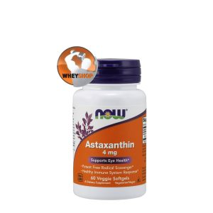 Now Astaxanthin 4mg - WheyShop