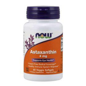 Now Astaxathin 4mg 60mg chống oxy hóa, trẻ hóa làn dan, tốt cho sức khỏe. Now Astaxathin nhập khẩu chính hãng, cam kết chất lượng, giá rẻ nhất tại Hà Nội & Tp.HCM.