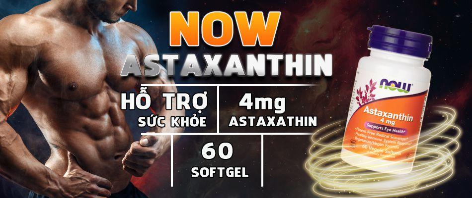 Tìm hiểu thần dược giúp trẻ hóa Astaxanthin là gì. Công dụng tuyệt vời của Astaxantin đối với sự chống lão hóa, cải thiện sức khỏe, sức đề kháng tuyệt vời ...