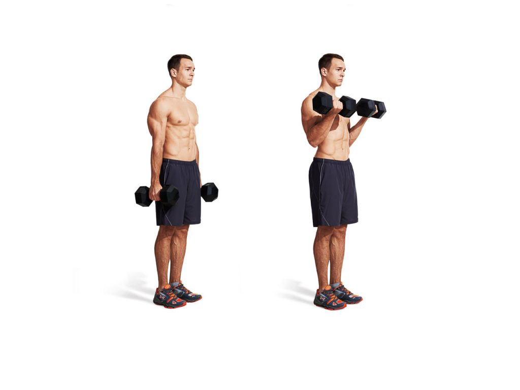 Cách tăng sức mạnh cơ tay