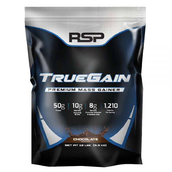 RSP True Gain là Sữa Tăng Cân Nhanh Mass Gainer bán chạy nhất hiện nay. True Gain được nhập khẩu chính hãng, cam kết chất lượng, giá rẻ nhất Hà Nội TpHCM