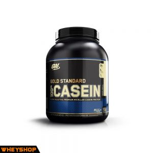 gold standard 100% casein tang co gia re chinh hang wheyshop