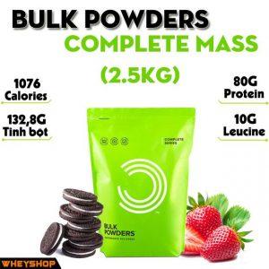 Bulk Powders 2-5kg tang can tang co nhanh gia re tai Ha Noi Tp HCM