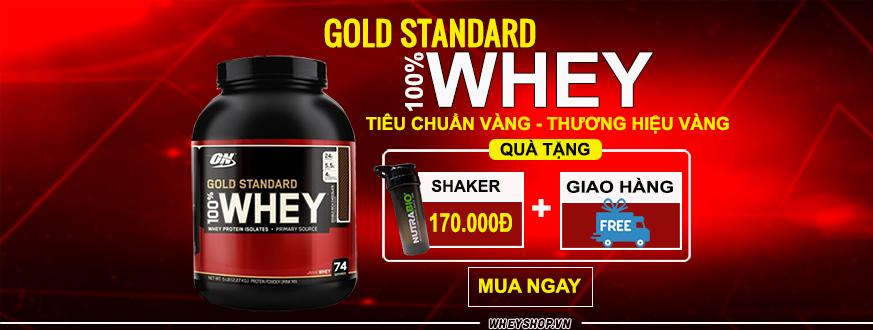 Whey Gold Standard vị nào ngon ? 2