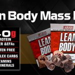 tim hieu lean body mass la gi , san pham tang can giam mo chinh hang wheyshop